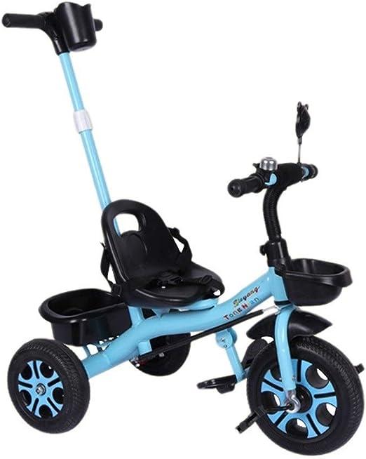XIAOYANG Cesta Niños Bicicleta Triciclo Niño Asiento Portable del ...