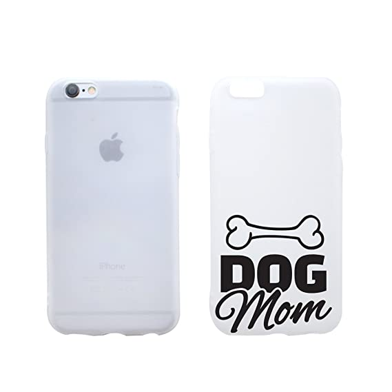 7a5cb2f8bf Image Unavailable. Image not available for. Color: Mom Dog Bone Slim Iphone  6 Plus 6S Plus Case ...