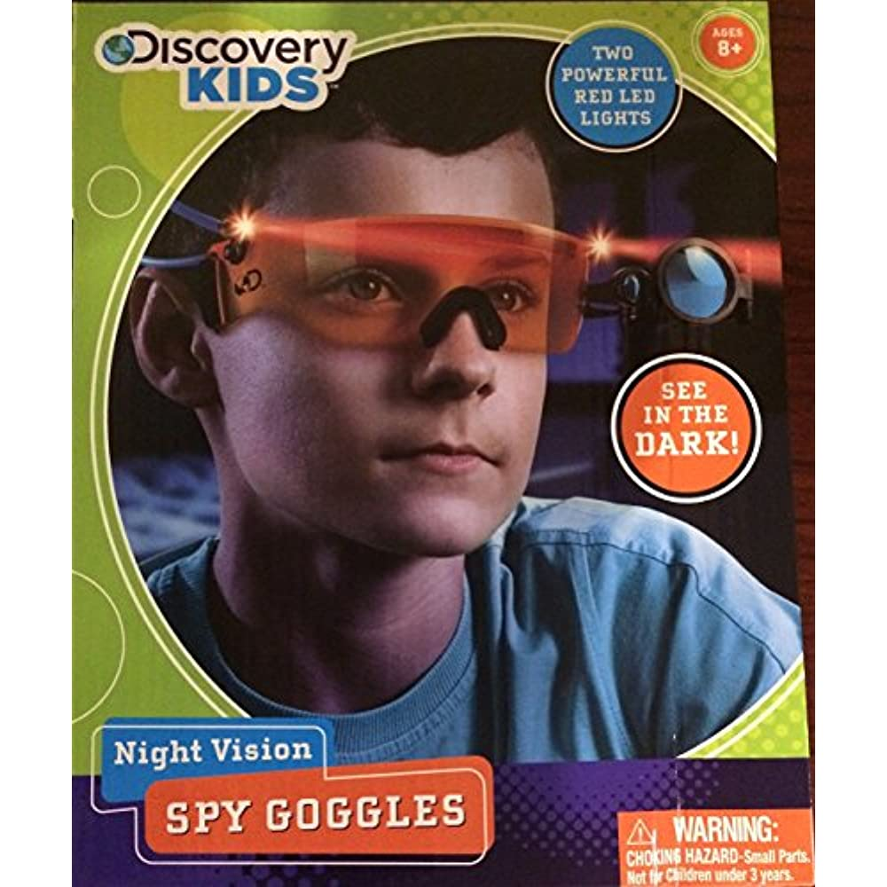 f206d261440f7 Spy Gadgets Night Vision Goggles Toys