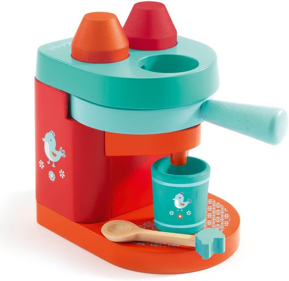 Djeco - Imitación mi cafetera: Amazon.es: Juguetes y juegos
