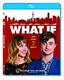 What If on DVD & Blu-ray Nov 25