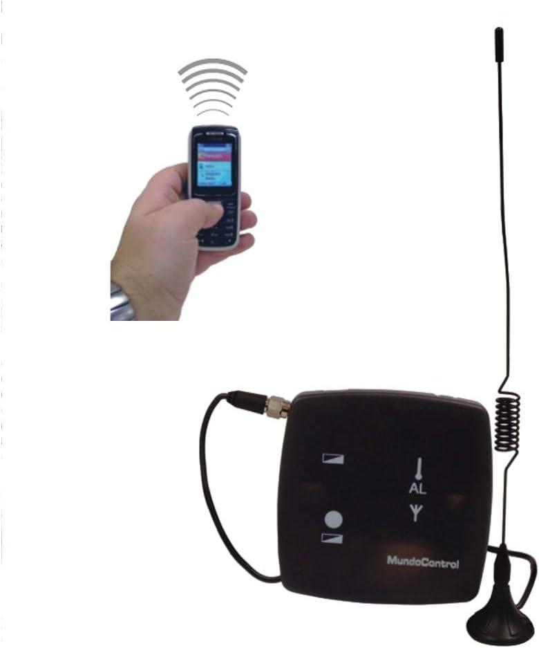 Control telefónico mini domo GSM