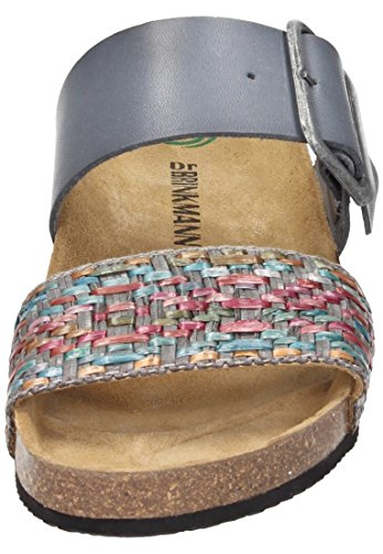 Dr. Brinkmann Donna-pantolette Grigio 701180-9 Kaki