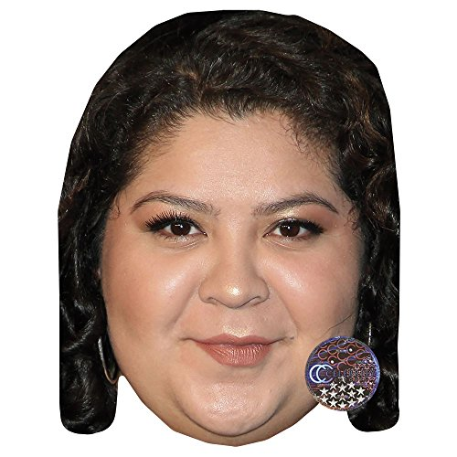 Raini Rodriguez Celebrity Mask, Card Face and Fancy