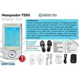 ELECTROESTIMULADOR PROFESIONAL TENS MASTER PRO