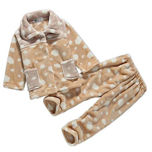 Sleepwear Flannel Pajamas Homewear Nightgow product image
