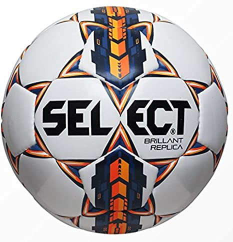Select BRILLANT REPLICA Balón Fútbol Talla 3: Amazon.es: Deportes ...