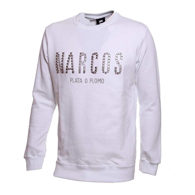 d1d19c65b3 Narcos Felpa Maglia Uomo Primaverile Sweater Logo Borchie Boy ...
