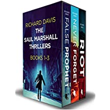 The Saul Marshall Thrillers: Books 1-3: (The Saul Marshall Thrillers Boxset)