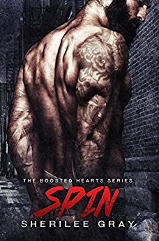 Spin by Sherilee Gray + Giveaway!