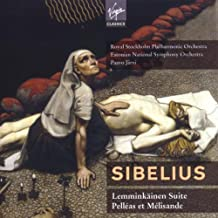 Sibelius: Lemminkainen Suite