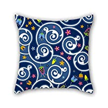 Vortex Pillow Cases Best For Valentine Dance Room Lounge Sofa Wedding Home 20 X 20 Inches / 50 By 50 Cm(double Sides)