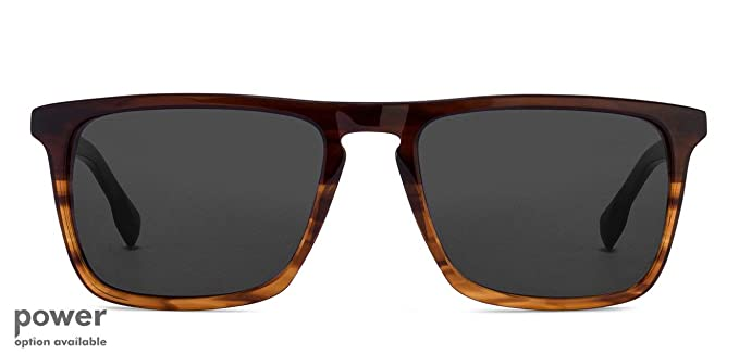 fd9499165a John Jacobs Brown Full Rim Rectangle Unisex Sunglasses (122779 ...