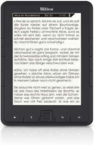 Trekstor Pyrus 2GB - E-Reader (15,24 cm (6