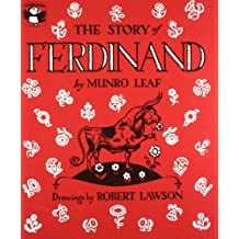 The Story of Ferdinand (Picture Puffin Books) by Leaf, Munro (1977) Paperback