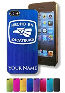 phone covers Apple iPhone 5c Case/Cover - HECHO EN ZACATECAS- Personalized for FREE (Click the CONTACT SELLER button after purchase and send a message with your case color and engraving request)