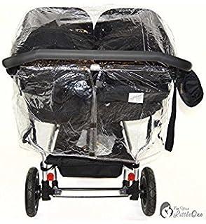 Mountain buggy Duet V3 de 59 Grid doble de cochecito juntos con 4 ruedas