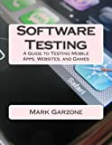This book is a guide to software testing of mobile apps, web apps, and games. It covers all aspects of testing such as manual testing, test cases design, automation testing, exploratory testing and performance testing. The book discusses tips, techni...