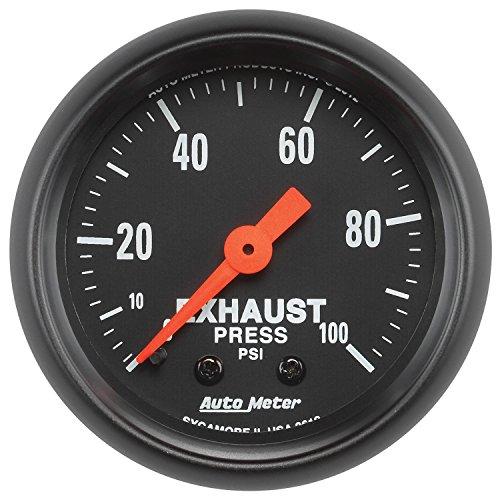 (Auto Meter (2619 Z-Series 2-1/16