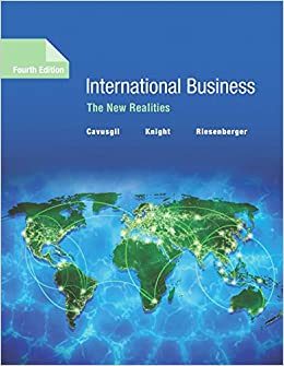 International Business, 4th Edition