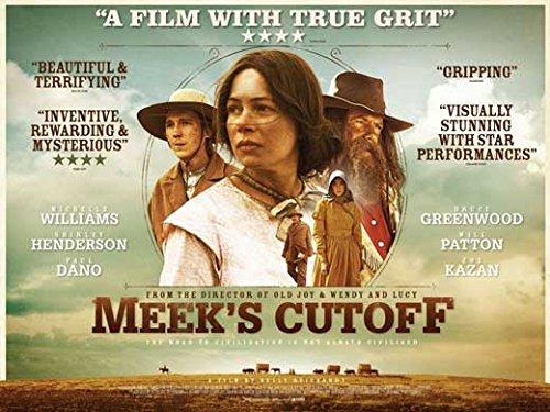 Meek's Cutoff POSTER (11
