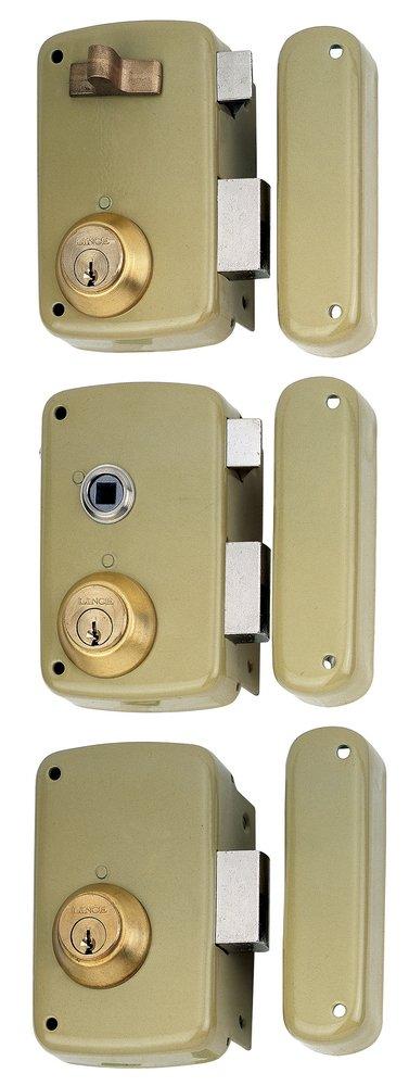 Lince 3017145 Cerradura 5056-bp// 60 Izquierda Oro