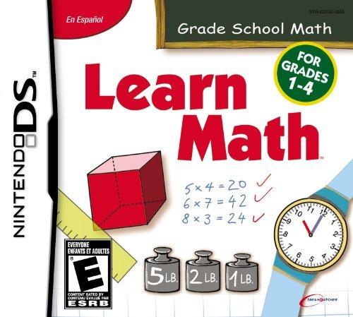 Dreamcatcher Games Learn Math - Nintendo DS by Dreamcatcher