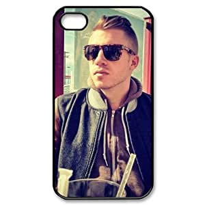 Macklemore iphone 5c Case Hard Back Cover Cases NMPC1165