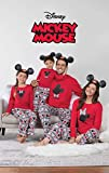 PajamaGram Mickey Mouse and Minnie Mouse Matching