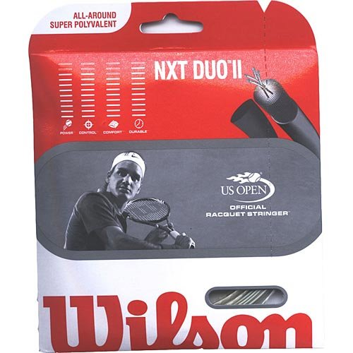 Wilson NXT Duo II Tennis String Set ()