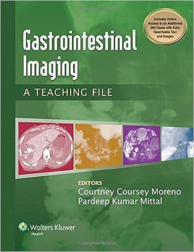 Gastrointestinal imaging a teaching file lww teaching file series gastrointestinal imaging a teaching file lww teaching file series 1st edition fandeluxe Choice Image