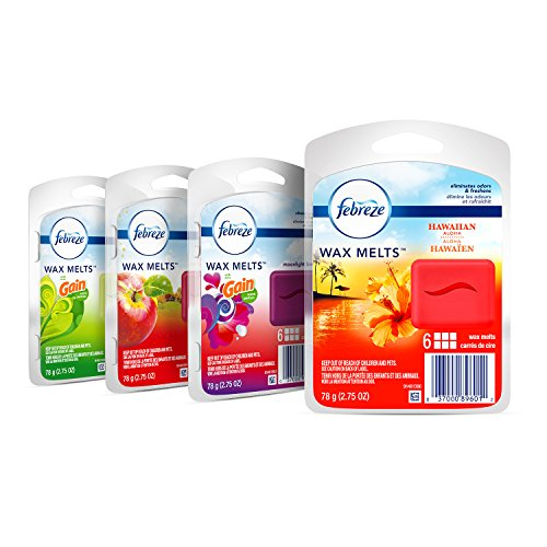 Febreze Freshener Fresh Pressed Hawaiian Moonlight product image