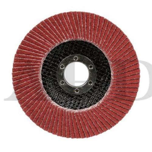 10-Pk 3M Cubitron II Flap Disc 967A Type 27 4-1//2 Inch X 7//8 Inch 80 //// 7000148183