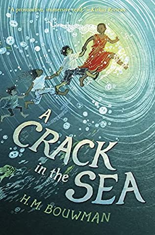 book cover of A Crack in the Sea