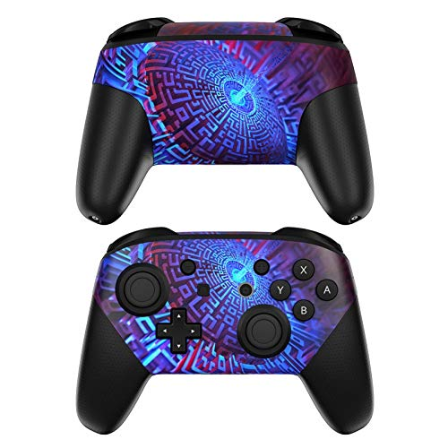 Recept Plate - Receptor Decalgirl Skin Sticker Wrap Compatible with Nintendo Switch Pro Controller