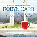 Book cover image for Never Too Late