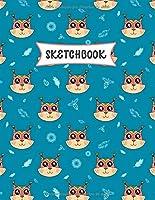 Sketchbook: Lindo Ardilla Cuaderno De Dibujo Para