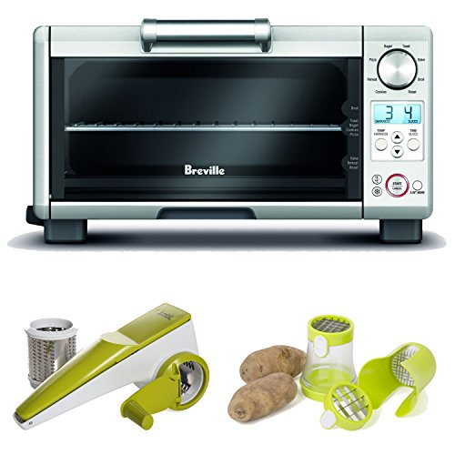 breville-bov450xl-mini-smart-oven-with-element-iq-jumbl-potato-dicer-french-fry-cutter-with-dual-fry