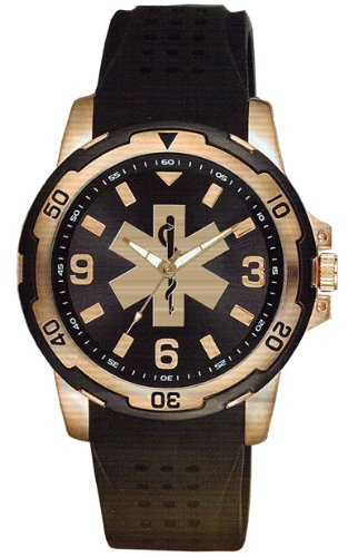 Aqua Force EMT Rose Gold Watch with 40mm Face