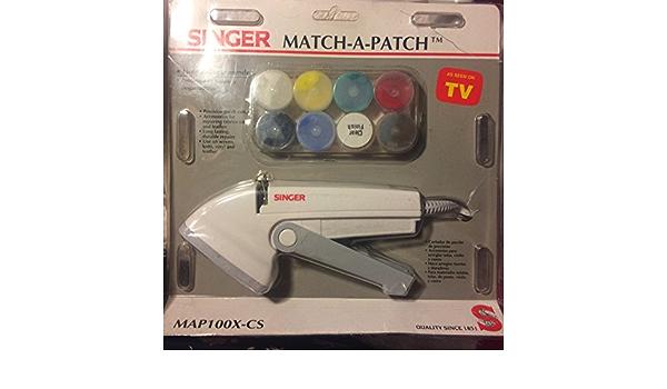 Singer Match-A-Patch