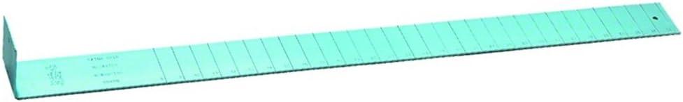 "Gator Grip Bluewater Ruler 38/""!"