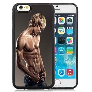 Beautiful Custom Designed Cover Case For iPhone 6 4.7 Inch TPU With Muscles Phone Case WANGJING JINDA