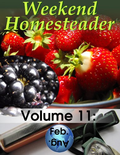 Weekend Homesteader: February by [Hess, Anna]