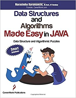 Data Structures and Algorithms Made Easy in Java: Data