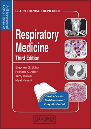 Book Respiratory Medicine: Self-Assessment Colour Review, Third Edition (Medical Self-Assessment Color Review Series) by Stephen G. Spiro (2011-04-15)