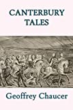 Front cover for the book The Canterbury Tales by Geoffrey Chaucer