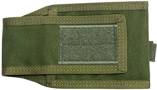 Fire Force M4 AR15 But Stock Collapsible Stock Mag Pouch Made in USA (Olive Drab - OD)
