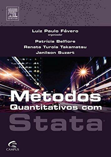 Métodos Quantitativos com Stata: Procedimentos, Rotinase Análise de Resultados