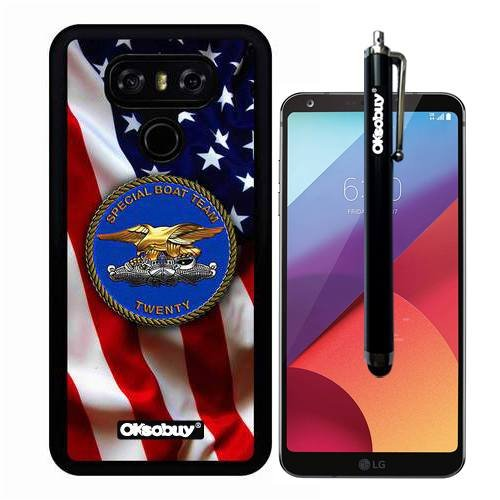 G6 Case  U S Special Boat Team 20 American Flag Case  Oksobuy R  Ultra Thin Soft Silicone Case For Lg G6   U S Special Boat Team 20 American Flag