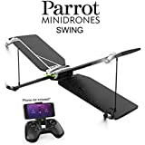 Parrot Minidrone Series Swing Drone Quadcopter with Dual Piloting & FlyPad - New (Certified Refurbished)